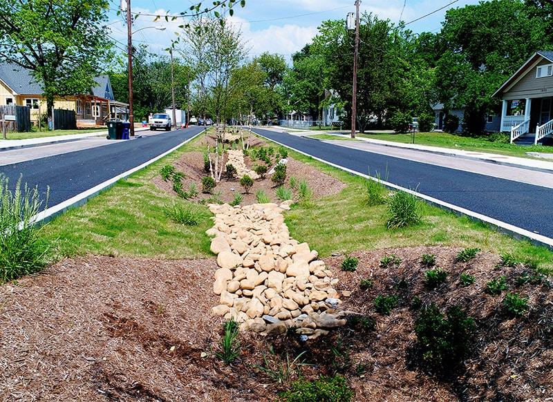 Highland Park - Green Infrastructure